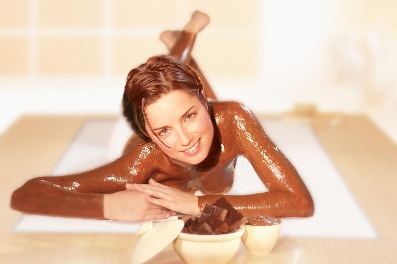 Шоколадное обертывание в Омске