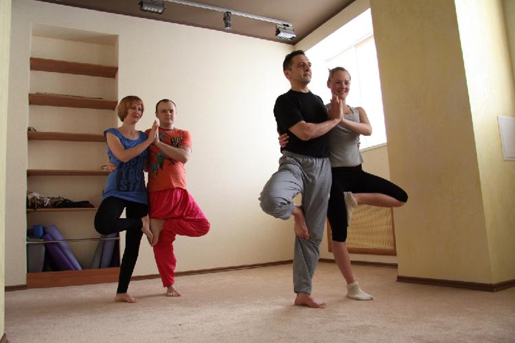 Вы просматриваете изображения у материала: Гаутама-спорт-клуб, центр развития личности